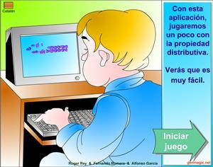 Propiedad distributiva (Genmagic)