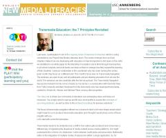 Transmedia Education: the 7 Principles Revisited   Henry Jenkins