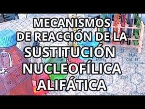 Sustitución nucleofílica II