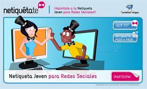 Netiquétate, consejos para los jóvenes en las redes sociales (netiquetate.com)