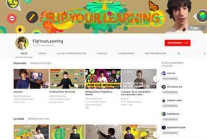 Flip Your Learning: vídeos educativos de Biología