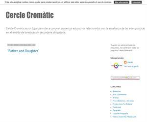 Cercle Cromàtic. Educación en artes plásticas (ESO)