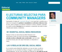 6 lecturas selectas para Community Managers