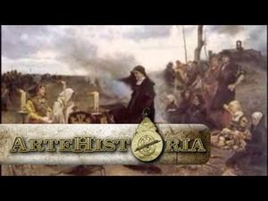 Juana la Loca por Francisco Pradilla