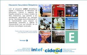 Ed@d, recursos educativos de Secundaria