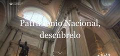 Patrimonio Nacional renueva su portal web con GNOSS