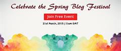 Spring Blog Festival 2015
