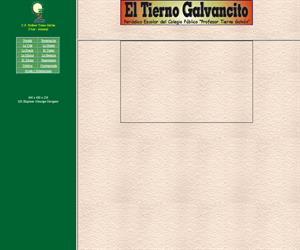 Un periódico escolar en la Red: Federico García Lorca