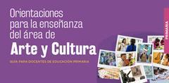 Orientaciones para la enseñanza del área de Arte y cultura (PerúEduca)