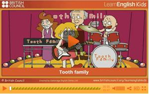 Tooth Family (British Council)