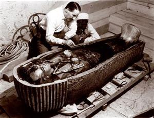 La tumba de Tutankhamon. La maldición del faraón