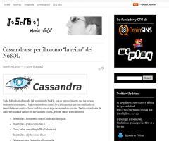 ¿Se impondrá Cassandra como la mejor solución NoSQL?