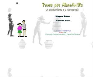 Paseo por Almedinilla (acercamiento a la arqueología)
