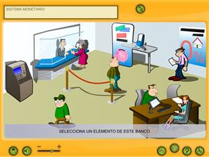 El sistema monetario para primaria