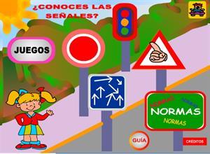 ¿Conoces las señales? Educación vial para niños