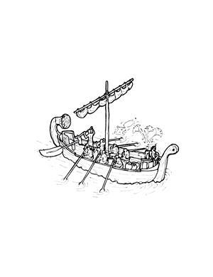 EGIPTO Y EL RÍO NILO. MAPA HISTÓRICO E HIDROGRAFÍA