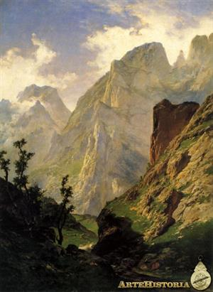 Picos de Europa (Carlos de Haes)