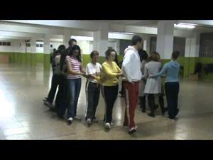 DanzadeRamón, danza de Bélgica -Escuela Oficial de Tiempo Libre, Santander 2011-