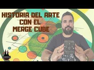 Historia del arte en Merge Cube