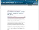 Los diarios españoles alertan sobre la 'situación patética' del sector