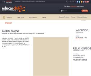Richard Wagner (Educarchile)