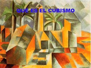 Cubismo. Artecreha