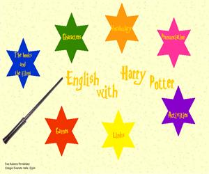 Inglés con Harry Potter