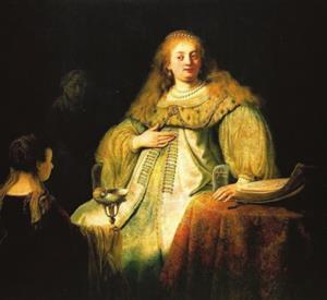 ¿Judit o Ester? El Rembrandt del Museo del Prado. Anales de la Historia del Arte
