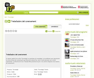 Treballadors del coneixement (Edu3.cat)