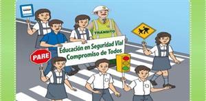 Guía de educación en seguridad vial para profesores y tutores de primaria (PerúEduca)