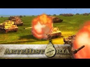 Batalla en Prokhorovka