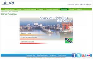 El canal de Panamá 1914-2014
