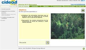 Los ecosistemas (cidead)