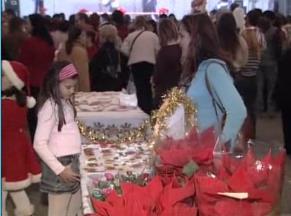 Mercadillo intercultural de Navidad
