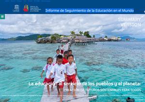 Informe de Seguimiento de la Educación en el Mundo (GEM 2016) de la UNESCO