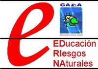 EDRINA, material educativo sobre riesgos naturales (GAMA. Universidad de Barcelona)