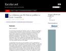 La columna que El País no publicó a Enric González