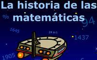 La historia de las matemáticas en cómic