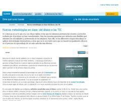 Nuevas metodologías en clase: del ábaco a las TIC | Aprendemás