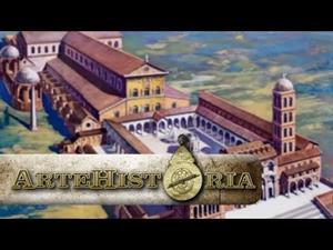 Galería Roma - Basílica de San Pedro (HD) (Artehistoria)