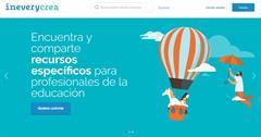 La plataforma Ineverycrea, del Grupo Santillana, renueva su plataforma para la innovación educativa