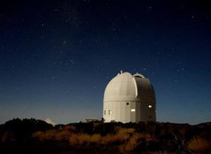 Práctica de astrofotografía para Institutos de Educación Secundaria. (IAC)