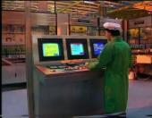 Enciclopèdia audiovisual de les Ciències i de les Tècniques (In situ). Automàtica i producció. El comandament de control