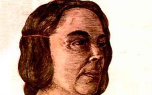 María de Zayas y Sotomayor, escritora sin rostro (BNE)
