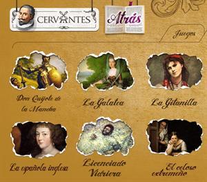 Obras de Miguel de Cervantes