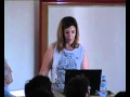 Redes Sociales para Educar #redesedu12: Silvia González (IES Basoko Pamplona Poesía eres tú)