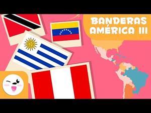 Las banderas de América III