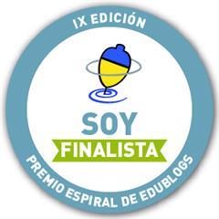 Logos de Participación y Finalistas Edublogs 2015