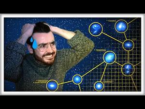 Por qué Hacer un Mapa del Cosmos ES UN INFIERNO