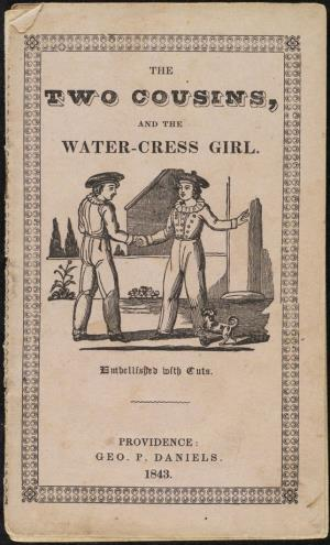The two cousins and the water-cress girl embellished with cuts (International Children's Digital Library)